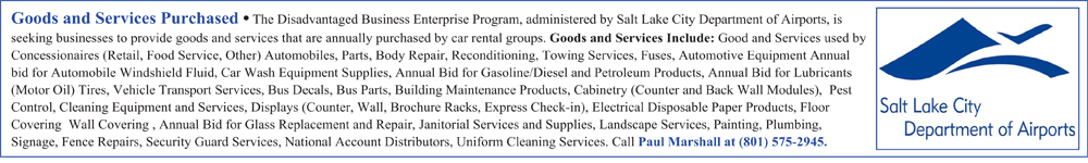 SLC Goods and Services Ad