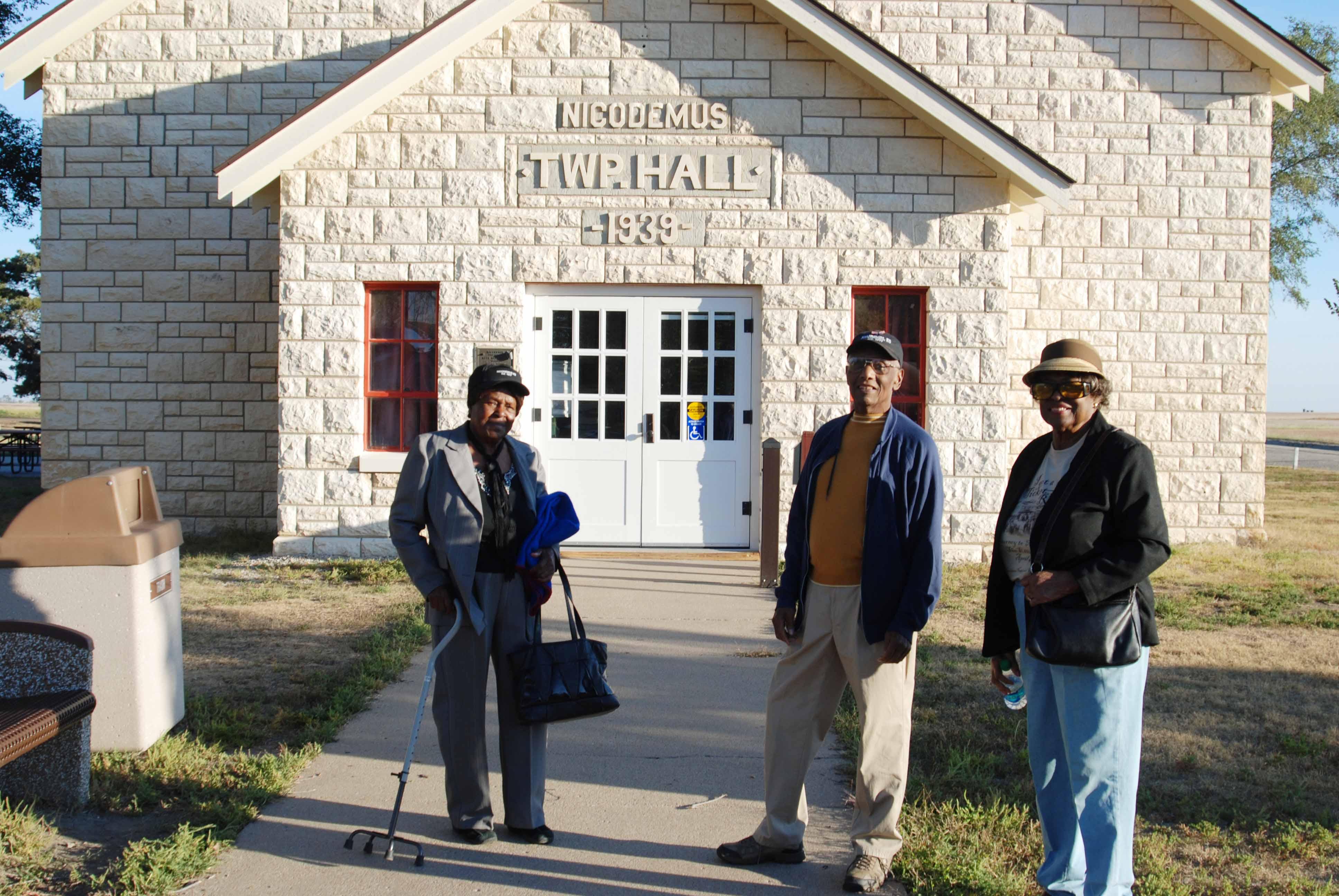 Descendants of Nicodemus, Kansas